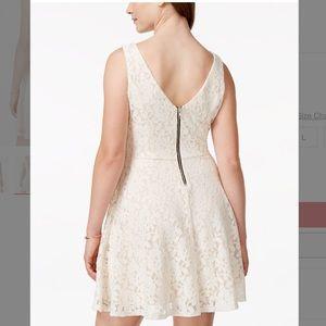 cbe8ca92c70 Speechless Dresses - Speechless Lace Fit   Flare Tank Dress